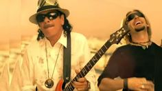 "Santana And Nickelback Combined For ""Into The Night"" Music Video"