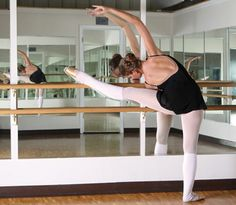 Energy Times article -  On Your Toes  Ballet can help anyone of any age develop strength, agility and balance.  by A.A. Riley