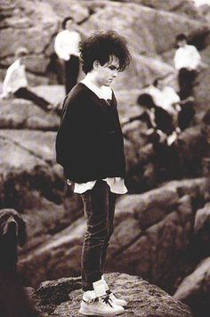 The Cure is one of the few bands from the 80's I still enjoy listening to!