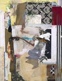 MIXED MEDIA ART Originals & Prints. Retail & Wholesale.  Artist Direct. Michel Keck. www.keckfineart.com