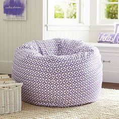 Petal Dot Purple Beanbag from PBteen. Saved to Things I want as gifts. Shop more products from PBteen on Wanelo. My New Room, My Room, Girl Room, Teen Bedding, Crib Bedding, Dream Bedroom, Girls Bedroom, College Bathroom, Purple Bedrooms