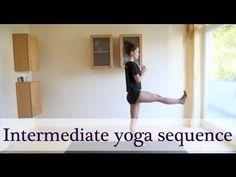Yoga for Core and Balance — YOGABYCANDACE