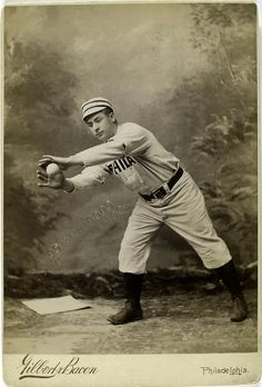 Before there were baseball gloves via The A. G. Spalding Baseball Collection