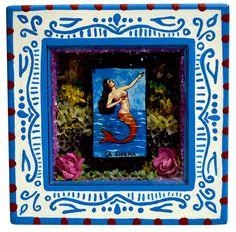 ¿Recuerdas cuando jugabas lotería? revive esos días con esta cajita especial y guarda tus recordatorios, notas, joyas o lo que tu quieras, revive esos maravillosos días apoyando al diseño artesanal mexicano.