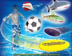 Scoobarang & Underwater Soccer Ball