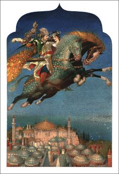 The Tale of the Firebird by Gennady Spirin.      http://book-graphics.blogspot.ru/2013/01/the-tale-of-firebird-by-gennady-spirin_1660.html#more