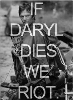 Daryl Dixon. xo xo ox