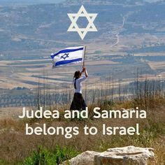 We believe that the entire Land of Israel, including Judea and Samaria, belongs to the Jewish people.If you agree type in 'AGREE' - and please SHARE!--United with Israel. Palestine, Heiliges Land, Psalm 122, Promised Land, Gods Promises, Holy Land, Gods Love, Places To Visit, Bible