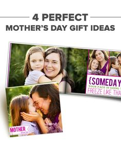 Four perfect Mother's Day Gift Ideas