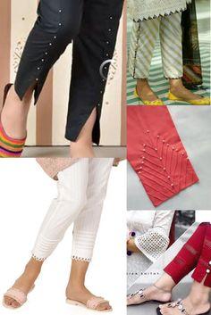 Stylish Kurtis Design, Stylish Dress Designs, Indian Designer Suits, Simple Kurta Designs, Trendy Suits, Sleeves Designs For Dresses, Stylish Dresses For Girls, Kurti Designs Party Wear, Fashion Pants