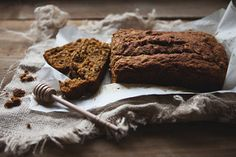 pumpkin and zucchini bread by the little red house, via Flickr