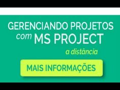 Microsoft Project 2017 Avançado
