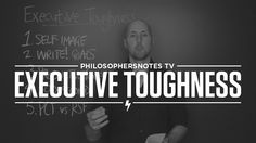 Executive Toughness by Jasok Selk