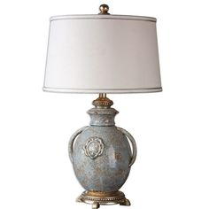With the advanced product engineering and packaging reinforcement, Uttermost maintains some of the lowest damage rates in the industry. Each product is designed, manufactured and packaged with shipping in mind. Uttermost's lamps combine premium quality materials with unique high-style design. #home #lamp