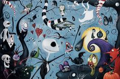 Tim Burton's Latest Movie | Viewing Zeana - Godess of Silence's profile | Profiles v1 | Gaia ...
