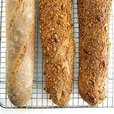 Whole Wheat Baguettes: step-by-step directions and tips.