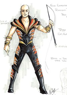 Gregory A. Poplyk Costume Designer Ringling BUILT TO AMAZE