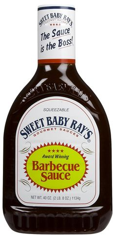 Sweet Baby Ray's BBQ Sauce only $0.50 each! - http://dealmama.com/2016/05/sweet-baby-rays-bbq-sauce-0-50/