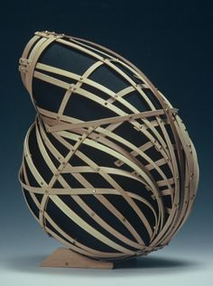 Contemporary Basketry: Wood