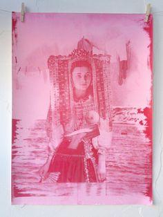 Augusta Atla – Fertility. Silketryk, 55 x 75cm. Oplag: 2. Pris: 3.300 kr.
