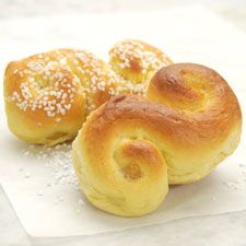 """I am obsessed with telling the story of St. Lucia to my students in chapel near her feast on Dec. 13. Now to find a child who will """"be"""" St. Lucia and wear the crown of candles! Meanwhile, who wants to bake 400 St. Lucia Buns with me (lussekatt)?"""
