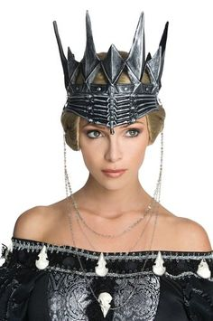 Snow White and The Huntsman Queen Ravenna's Crown, Metal, One Size