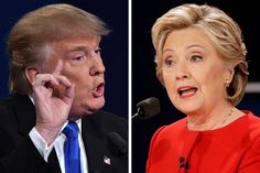 In last night's debate, Clinton went specific — like a Democrat. Trump stayed broad — like a Republican. - The Washington Post
