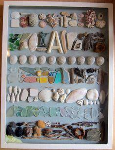 Ocean specimens.