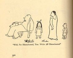 James Thurber...Disenchanted