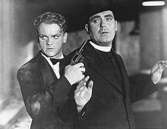 James Cagney and Pat O'Brien by Vintage-Stars, via Flickr