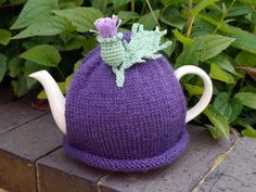 Thistle Tea Cosy £15.00                                                                                                                                                                                 More