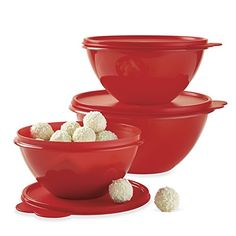 Tupperware Wonderlier® Bowl 3-Pc. Set