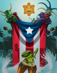 Puerto Rican art work ;)