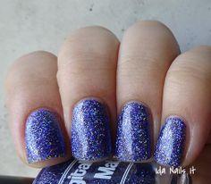 Digital Nails Dark Matter