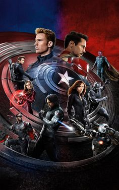 If you are looking for Captain America: Civil War 2016 wallpaper you've come to the right place. We have 15 images about Captain America: Ci. Poster Marvel, Marvel Comics, Films Marvel, Avengers Poster, Marvel Avengers Movies, Superhero Poster, Marvel Art, Marvel Heroes, Marvel Cinematic