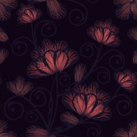 """Jardin Magico"" by GabsGiggles  #Colourlovers"