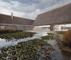 Great Fen Visiting Center Competition Entry / Arrigoni Architetti