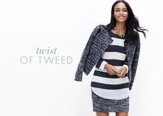 Winter Trends: Twist of Tweed