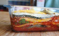 Cuketové lasagne (fotorecept) - Recept Lasagna