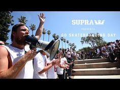 Go Skateboarding Day 2013 With SUPRA