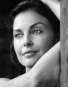 Ashley Judd, actor and humanitarian activist and feminist...way cool woman.