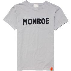 【TONY TAIZSUN】MONROE CREW NECK TEE GREY Tシャツ トニー  - グレイビーズ,フランクリンマーシャル,ヌーディージーンズ,スコッチ&ソーダ,ジョンソンモータース,GRAVY'S 「グレイビーズ Online Store」 与野駅西口5分