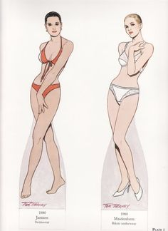 Great Fashion Designs of the Eighties - Irene Cc - Picasa Webalbum