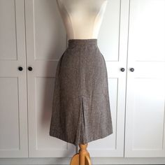 Tweed Pencil Skirt, Tweed Skirt, Dora Costume, Pleated Skirt, High Waisted Skirt, Tweed Pants, Skirts For Sale, Wool Skirts, Mj