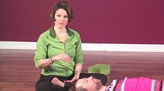 Restorative Yoga to Build Vitality  :  An hour long class from yogainternational.com.  Why did I like this class?  B/c gentle movement is incorporated in between the restorative poses.  You'll need a bolster, 2 blankets, a couple of pillows and possibly a block.