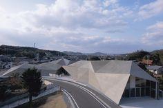 Shimonoseki-shi Kawatana Onsen Koryu Center | kengo kuma and associates