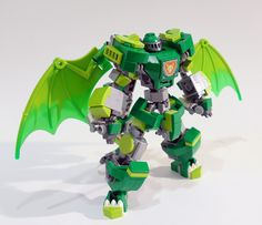 """Aaron's Dragon Suit 2.0"" by chubbybots: Pimped from Flickr"