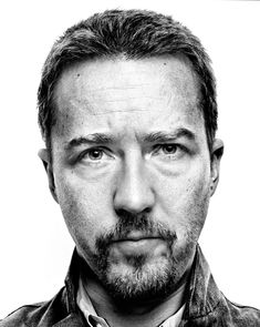 Edward Norton by platon