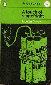 Penguin crime, 1963; John Sewell design