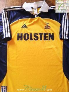 d2757b309 Relive Tottenham Hotspur s 1999 2000 season with this original Adidas away  football shirt. Vintage